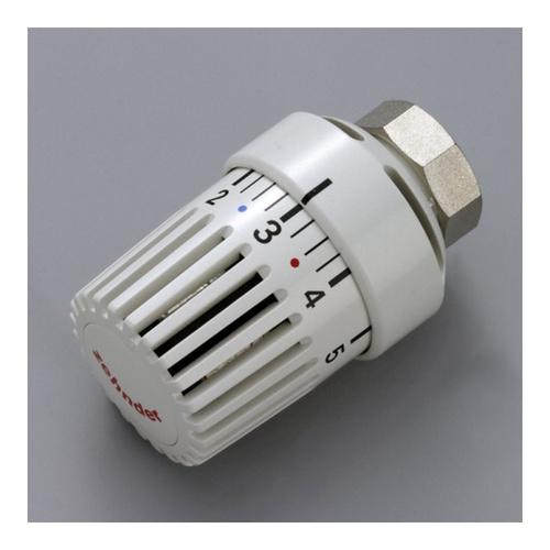 Zubehör Zehnder - Thermostat LH2 M 30 x 1,5 weiß