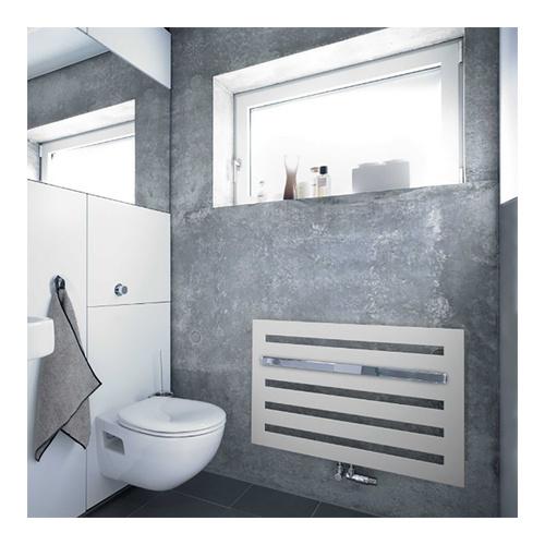 Design Bad- u. Handtuchheizkörper Metropolitan Bar, Montage unter ...