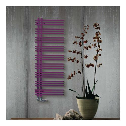 Yucca Asym Designheizkörper 130,4 × 37,8 cm