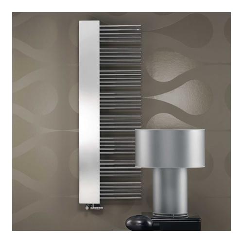Yucca Mirror Designheizkörper (verchromt) 176,6 × 60 cm