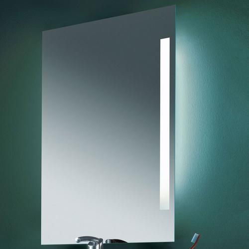 Zierath Lichtspiegel AVANTI LED Kristallspiegel nach Maß, BxH: 400x500