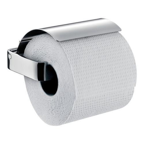 Papierrollenhalter Deckel iX edelstahl