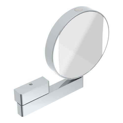 prime Rasier- und Kosmetikspiegel mit LED-Beleuchtung ⌀ 20,2 cm