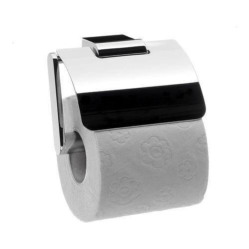 system 2 Papierhalter: mit Deckel 12,4 x 8,7 x 11 cm