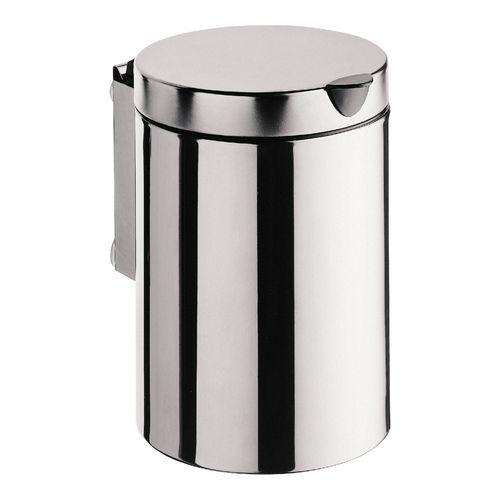 system 2 Abfallbehälter mit Deckel 24,7 cm