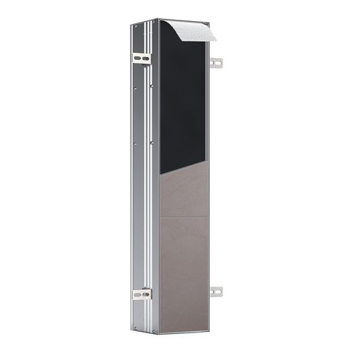 asis module plus WC-Modul - Unterputzmodell 15,4 × 80,3 cm