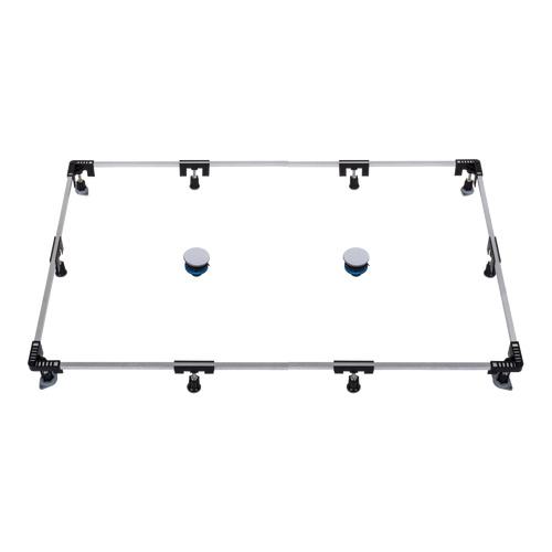 Ferroplast® Montagerahmen 2000, für Duschwannen bis 120 x 200 cm